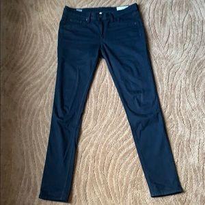 rag & bone Legging Jean, Darkest Blue, Size 30.